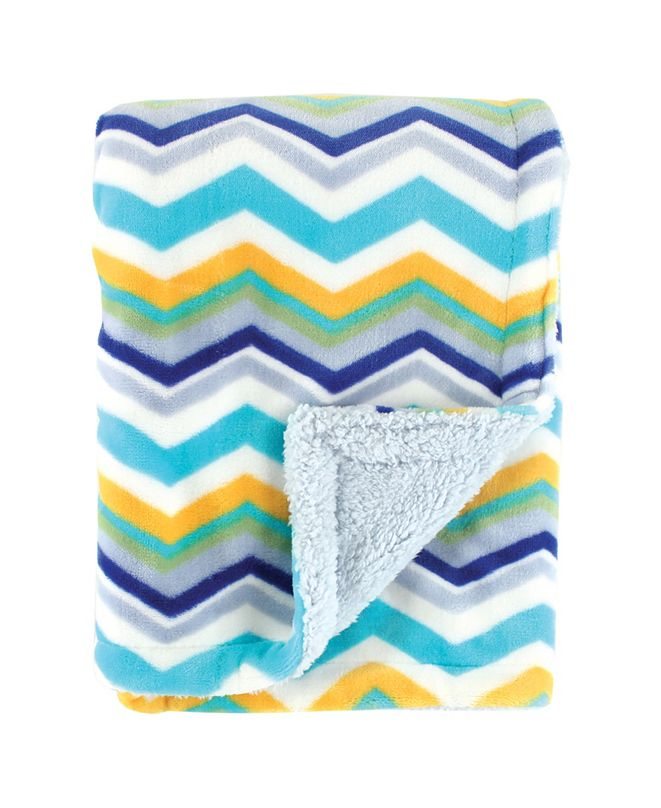 Hudson Baby Double Layer Blanket, One Size