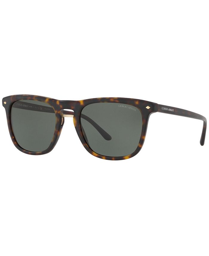 Giorgio Armani - Polarized Sunglasses, AR8107 53