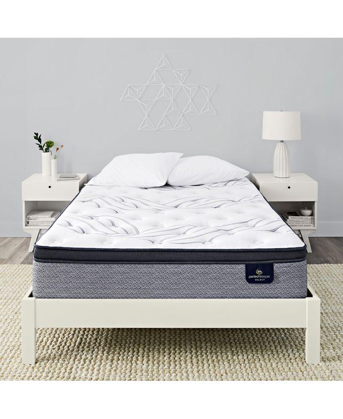 """Serta Perfect Sleeper Kleinmon II 13.75"""" Firm Pillow Top Mattress - King & Reviews - Mattresses - Macy's"""