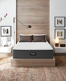 "Beautyrest Hybrid BRX1000-C 13"" Plush Mattress - Queen"