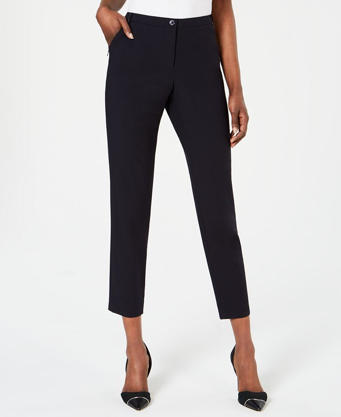 Calvin Klein - Cropped Skinny Pants