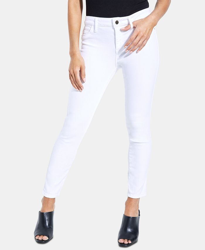 GUESS - Cropped Skinny Jeans