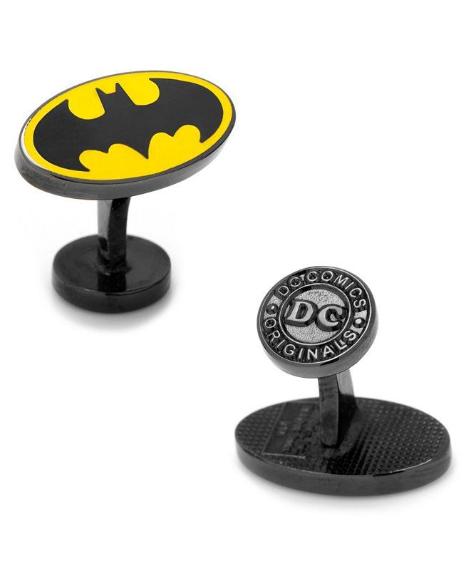 Cufflinks Inc. Transparent Enamel Batman Cufflinks