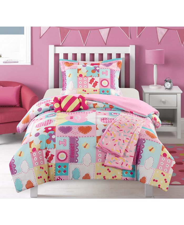 Chic Home - Candy 5-Pc. Comforter Sets