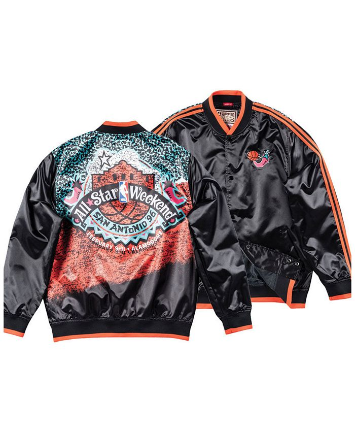 Mitchell & Ness - Men's Fashion All Star Satin Jacket