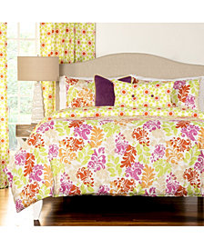 Siscovers Spring Forward 5 Piece Twin Luxury Duvet Set