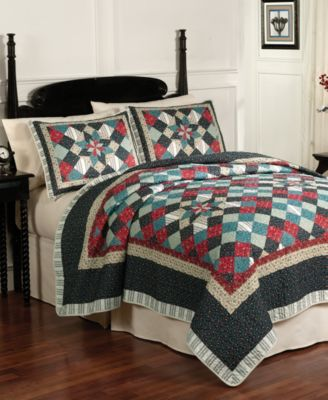 closeout independence day quilt sets quilts bedspreads bed bath macy 39 s. Black Bedroom Furniture Sets. Home Design Ideas