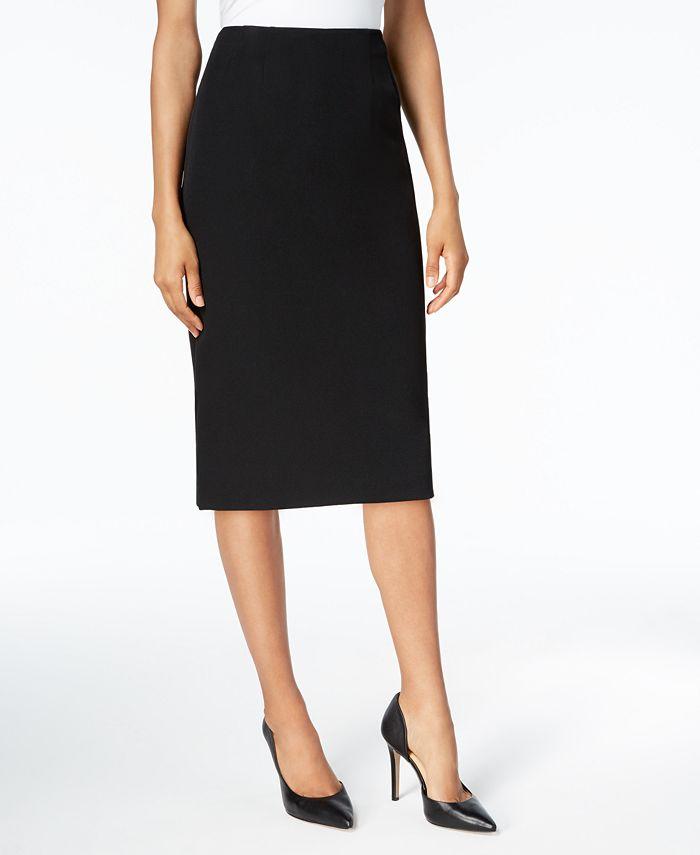 Kasper - Petite Pencil Skirt