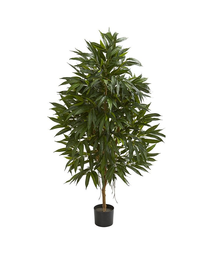 """Nearly Natural - 63"""" Royal Ficus Artificial Tree"""