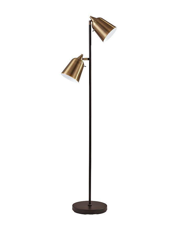 Adesso - Malcolm Floor Lamp