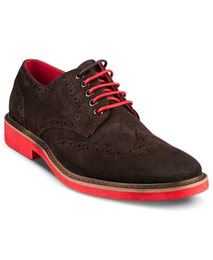 Steve Madden Shoes Kikstart Oxford Wingtip LaceUps Mens Shoes