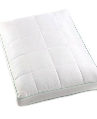 Martha Stewart Collection Quilted Foam Gusset Pillow Bedding