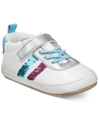 Baby Girls Sequin Athletic Shoes