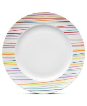 Thomas by Rosenthal Dinnerware, Sunny Day Stripes Dinner Plate