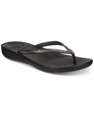 Iqushion Sparkle Flip-Flop Sandal