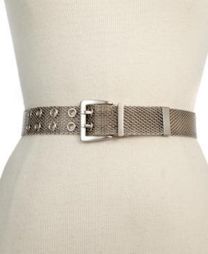 Steve Madden Belt Mesh Belt