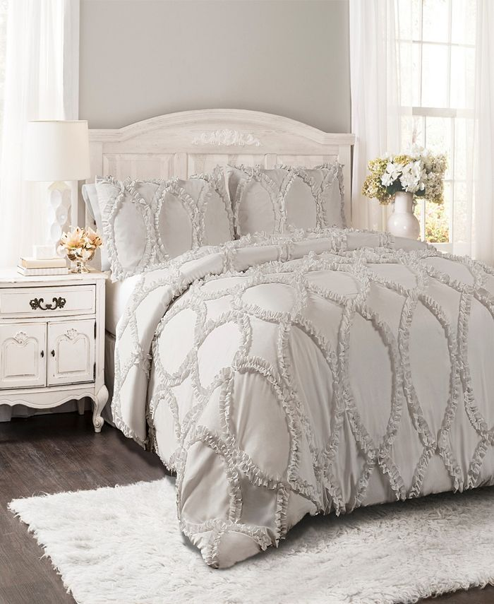 Lush Décor - Avon 2-Piece Twin Comforter Set