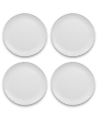 "Matte Craft Coupe Dinner Plate, 10.5"", Melamine, Set of 6"