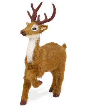 Byers' Choice Collectible Figurine, German Christmas Collection, Reindeer