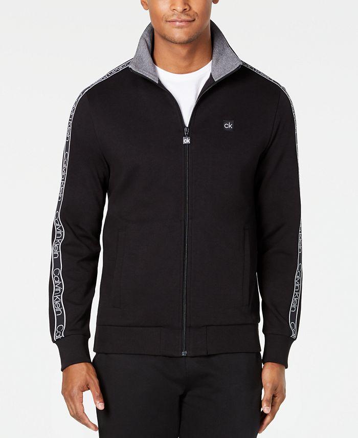 Calvin Klein - Men's Zip-Front Sweatshirt