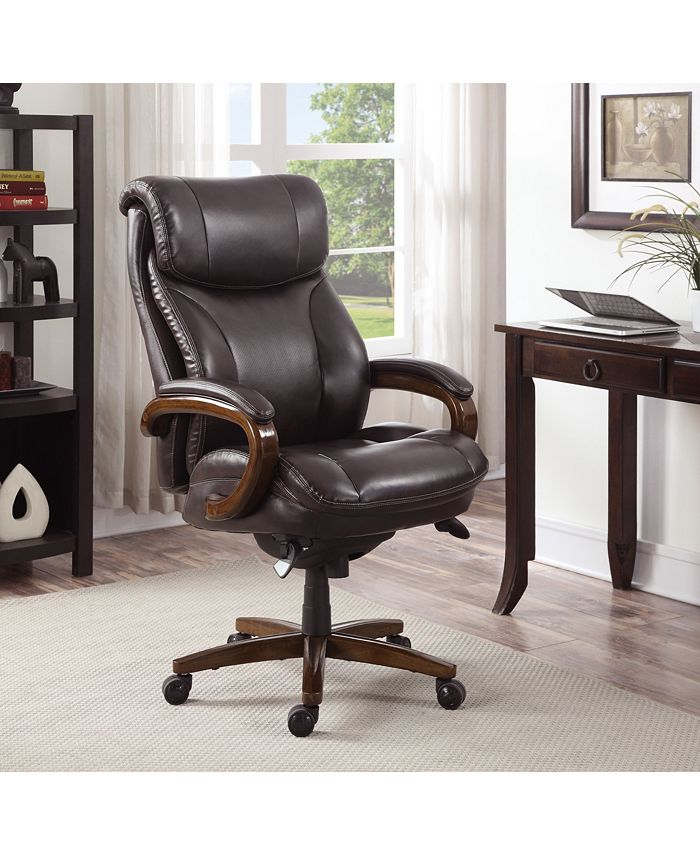La-Z-Boy - Big and Tall Trafford Executive Office Chair, Quick Ship