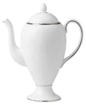 Wedgwood Sterling Coffee Pot