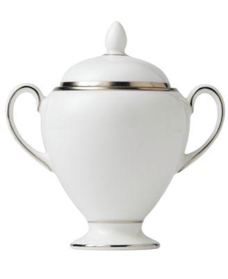 Wedgwood Sterling Sugar Bowl
