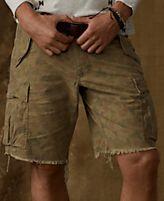 Denim & Supply Ralph Lauren Shorts, Cormac Cargo Shorts