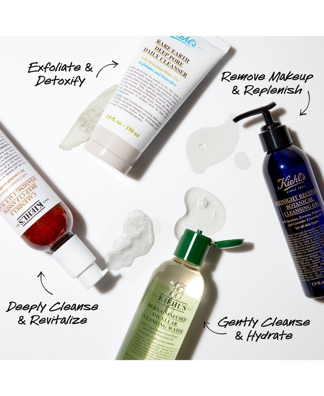 Kiehl's Since 1851 Herbal-Infused Micellar Cleansing Water, 8.4 fl. oz. & Reviews - Skin Care - Beauty - Macy's