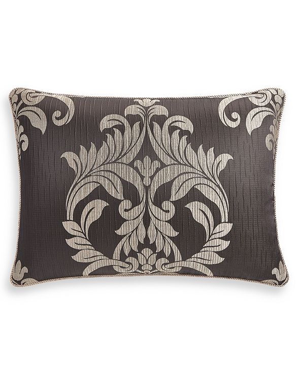 Hotel Collection CLOSEOUT! Classic Flourish Standard Sham, Created for Macy's