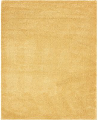 Uno Uno1 Yellow 10' x 13' Area Rug
