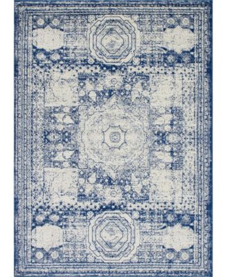 Mobley Mob2 Blue 9' x 12' Area Rug