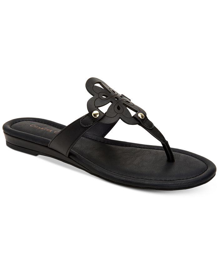 Charter Club - Ozella Flat Sandals