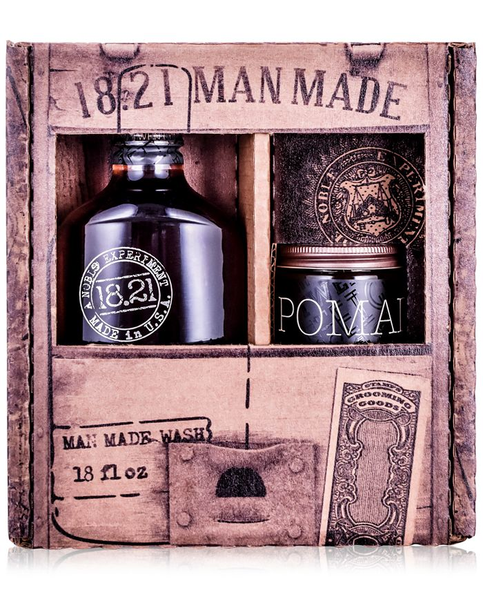 18.21 Man Made - 2-Pc. Wash & Pomade Gift Set
