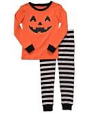 Carters Kids Pajama Set Toddler Boys Halloween Tee and Pants