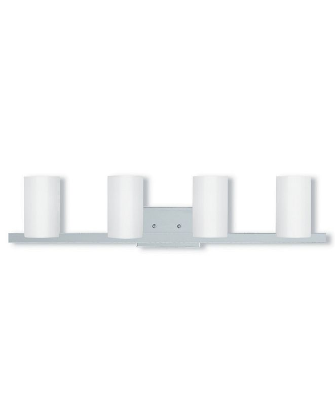 Livex CLOSEOUT!   Astoria 4-Light Bath Vanity Fixture