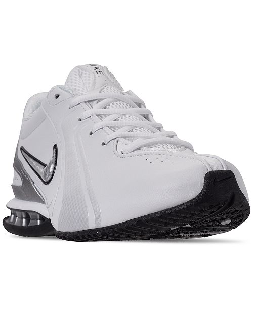 Nike Men's Reax Trainer III Synthetic Leather Training ...