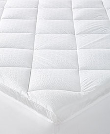 Hotel Collection Luxe California King Mattress Pad, Created for Macy's