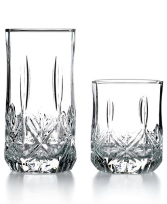 Luminarc Glassware, 16 Piece Brighton Set