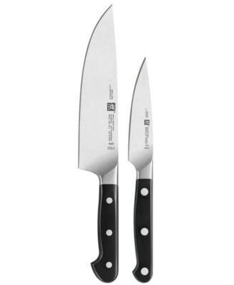 Zwilling J.A. Henckels Pro Cutlery, 2 Piece Chef Set