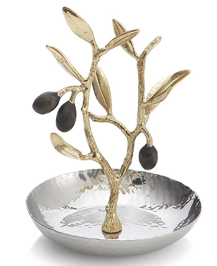 Michael Aram - Olive Branch Ring Holder