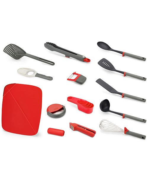Joseph Joseph Duo 14 Pc Kitchen Tool Set Reviews Home Macy S
