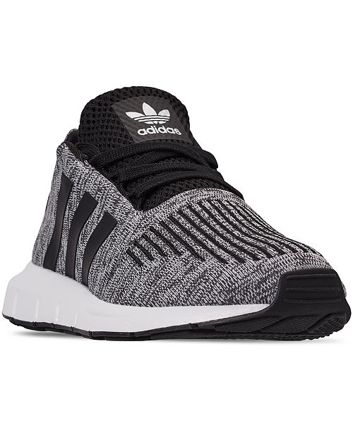 fósil viudo Emociónate  adidas Big Kids' Originals Swift Run Casual Sneakers from Finish Line &  Reviews - Finish Line Athletic Shoes - Kids - Macy's