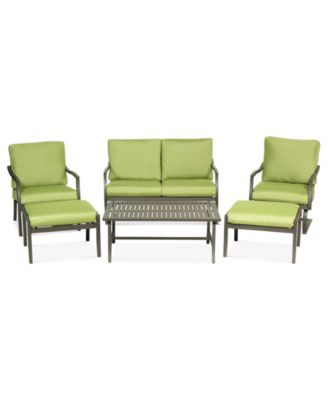 Madison Outdoor Patio Furniture, 3 Piece Seating Set (2 Adjustable ...