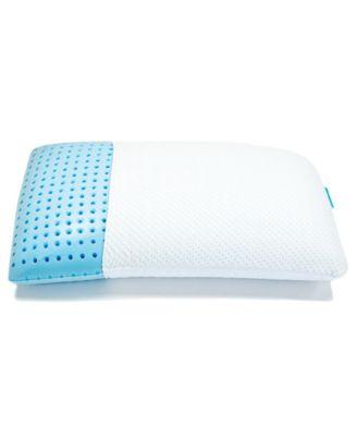 Ice Gel Standard Low Profile Pillow