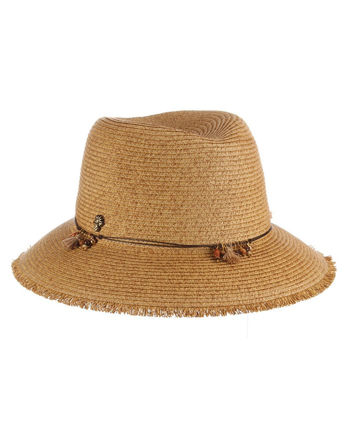 Tommy Bahama - Fedora with Charms