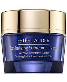 Estée Lauder Revitalizing Supreme+ Night Intensive Restorative Creme, 1.7-oz.