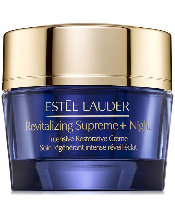 Estee Lauder Revitalizing Supreme+ Night Intensive Restorative Creme, 1.7-oz.