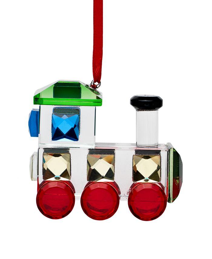 Villeroy & Boch - Crystal Gems Train Ornament