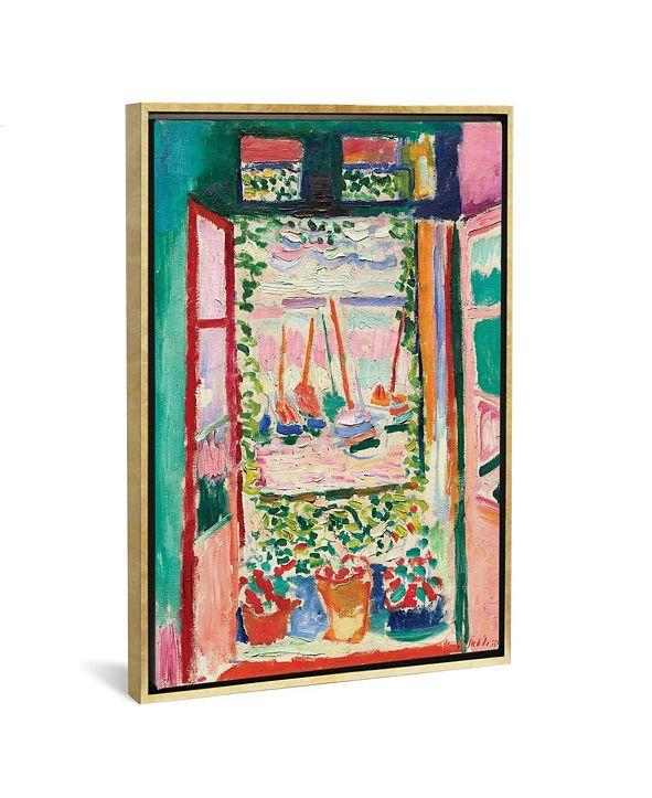 "iCanvas Open Window at Collioure - 26"" x 18"" x 0.75"""